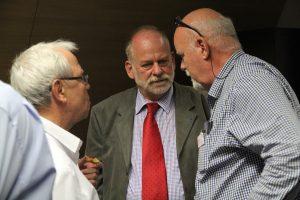 Angeregte Diskussionen während des Fachforums (Bildquelle: L&R)