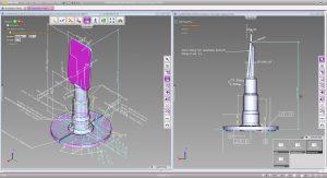 Durch dieModelle werden Zeichnungen für die Fertigung des Bauteils überflüssig. (Bildquelle: Core Technologie)