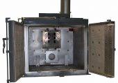 Reinigungskammer des thermischen Reinigungssystems (Bildquelle: Schwing)