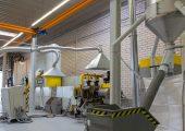 Das neue Testzentrum von Britas in Hanau erlaubt es, das Recyling von Post Consumer- oder Post Industrie-Materialien zu testen. (Bildquelle: Britas Recycling-Anlagen)