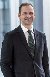 Dr. Christoph Steger, CSO der Engel Holding. (Bildquelle: Engel)