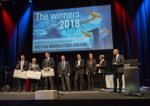 Preisverleihung Motan Innovation Award 2018