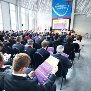 VDWF stellt bei der Hauptversammlung bei Deckerform in Aichach den Selbsttest vor (Bildquelle: VDWF)