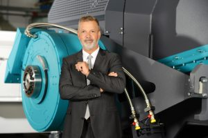 Werner Berens, Vorstand Vecoplan, ist zufrieden mit der Entwicklung im laufenden Geschäftsjahr. (Bildquelle: Vecoplan)