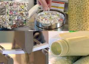 Aus den HD-PE-Typen hergestellte Produkte können mit dem Blauen Engel gekennzeichnet werden. (Bildquelle: QCP)