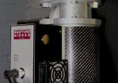 Messsystem installiert unter zentralem Trockentrichter (Bildquelle: Eprom)