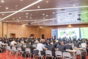 Vor allem Entwicklungs- und Produktionsleiter sowie Geschäftsführer sowohl chinesischer als auch internationaler Unternehmen nahmen an der Koferenz trend.scaut teil. (Bildquelle: Engel)