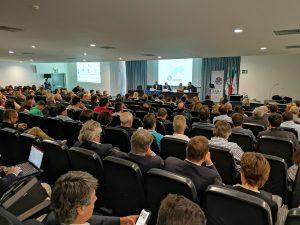 270 Teilnehmer verfolgten die internationale Konferenz Moulds Portugal 2018.