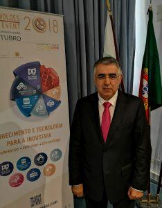 Joao Faustino ist Präsident des nationalen Verbandes der Formenbauer, Cefamol, und CEO des Unternehmens TJ Moldes in Marinha Grande, Portugal.