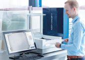 Das Purity Concept V zur optischen offline Inspektion und Analyse von Kunststoffmaterialien feierte auf der Fakuma Premiere. Durch die Auswertung der Bildaufnahmen werden Verunreinigungen automatisch detektiert, visualisiert und ausgewertet. (Bildquelle: Sikora)