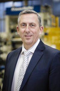 Dieter Thewes neuer Chief Operating Officer Bei Krauss Maffei Berstorff. (Bildquelle: Krauss Maffei Berstorff)