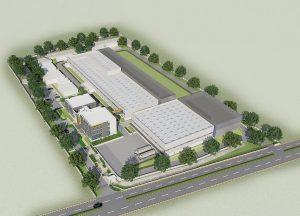 In Pune entsteht eine Produktionsstätte für Kunstleder. Die Investitionssumme beträgt rund 22 Mio. EUR. (Bildquelle: Continental)
