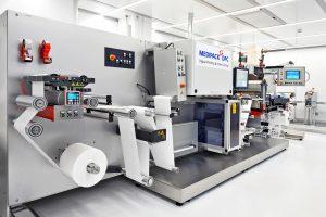 Der Digitaldruck wird in einem Reinraum Clean Cell 4.0 der Reinraumklasse ISO 8 durchgeführt. (Bildquelle: alle Medipack)