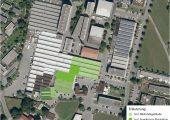 Bei 1zu1 in Dornbirn, Österreich, entstehen in den kommenden zwei Jahren 30 neue Arbeitsplätze. Die Nutzfläche wird von 6000 auf 8500 Quadratmeter erweitert. (Bildquelle:  Land Vorarlberg – data.vorarlberg.gv.at)