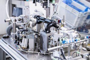 Das eingesetzte Heißgasschweißen ist ein partikelfreies thermisches Verfahren und somit gut geeignet, um die Anforderungen hinsichtlich technischer Sauberkeit zu erfüllen.