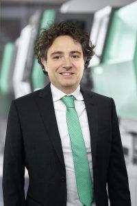 Raffaele Abbruzzetti leitet seit dem 1. Januar 2019 die Arburg Tochtergesellschaft in Italien. (Bildquelle: Arburg)