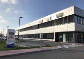 Auf einer Anlagenfläche von 4 ha entsteht das neue Technologiezentrum in Maisach. (Bildquelle: alle Chem-Trend)