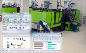Mehr Transparenz und Effizienz für die Kunststoffindustrie mit MES Hydra von MPDV. (Bildquelle: Moreno Soppelsa - stock.adobe.com, MPDV)