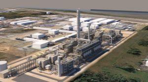 Von Ineos geplante Anlagenbereiche im Hafen von Antwerpen. (Bildquelle: Ineos)