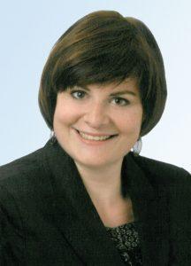 Nathalie Klett, Mitglied der Geschäftsleitung von MPDV. (Bildquelle: MPDV)