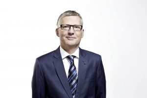 Manfred Hackl, CEO Erema Group. (Bildquelle: Erema)