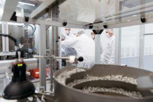 Röchling Medical fertigt in Brensbach hochpräzise Kunststoffprodukte für die Medizintechnik. (Bildquelle: Röchling)