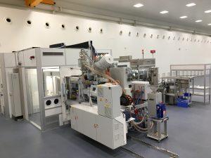 Der Röchling Medical Standort in Brensbach wurde umfassend modernisiert und erweitert. Das Werk verfügt nun über eine Reinraumfläche von rund 2.000 Quadratmeter. (Bildquelle: Röchling)