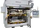 Heizelementschweißanlage mit automatischem Werkzeugwechsel nach hinten (Bildquelle: KLN)