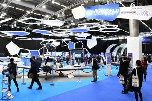 Auf der JEC World in Paris trifft sich einmal jährlich die internationale Composites-Community. (Bildquelle: JEC Group)