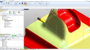 CNC-Bearbeitung-Software (Bildquelle: Mecsoft)