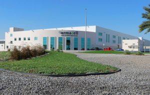 Das neue Werk in Bahrain wird bei Volllast 60.000 Kubikmeter Schaumdämmstoffe pro Jahr produzieren. (Bildquelle: Armacell)