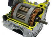 In Elektromotoren gibt PPS den Wicklungspaketen Form und Halt.