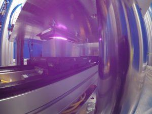 Laserdurchstrahlschweißen des Steuerungs- und Getriebegehäuses. (Bildquelle: Evosys)