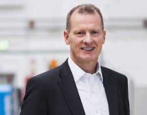 Dr. Michael J. Ruf übernimmt zum 1. April 2019 die Position des Chief Operating Officers bei der Krauss Maffei Group. (Bildquelle: Krauss Maffei)