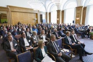 Die Veranstaltung stieß auf großes Interesse bei den rund 120 Teilnehmern aus Großunternehmen und Mittelstand, die alle Bereiche der Wertschöpfungskette Kunststoff abdeckten. Bildquelle: Covestro Deutschland AG