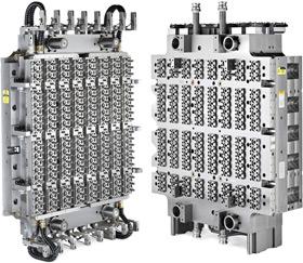 Werkzeugkomponenten können aufgrund des End-to-End-Fertigungsprozesses schneller hergestellt werden. (Bildquelle: Husky)