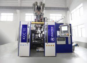 Blasformmaschine Sechs-Schicht-Extrusionskopf (Bildquelle: Kautex)