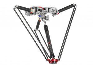 Vier-achsiger Deltaroboter (Bildquelle: Autonox24)
