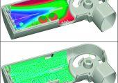 Mit der neuen Funktion werden die Abweichungen des Kunststoffspritzguss-Werkstücks aufgrund der hohen Präzision häufig schon in einer Schleife korrigiert. (Bildquelle: Werth)