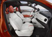 Zu einem ganzheitlichen, nutzerorientierten Energiemanagement im Innenraum eines Elektrofahrzeugs trägt zum Beispiel Phase Changing Material (PCM) im Armaturenbrett bei, das die Wärme aus der Sonneneinstrahlung ableitet. (Bildquelle: FIAT)