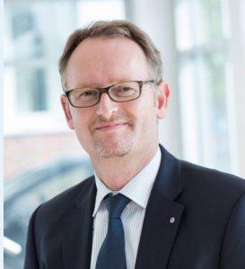 Bernd Sparenberg ist Geschäfstführer der Wipag Deutschland, Tochter der Albis, Hamburg, (Bildquelle: Albis)