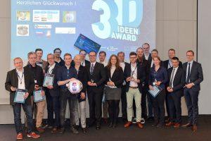 Die Gewinner der ersten Bre3D-Awards aller ausgezeichneten Kategorien. (Bildquelle: Airbus)
