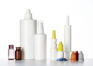 Anwendungsbeispiele in Arzneimittelverpackungen, in denen die nach neuesten Kriterien geprüften Masterbachtes eingesetzt werden. (Bildquelle: Clariant)