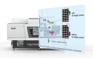 Die Software gleicht Schwankungen im Rohmaterial und in den Umgebungsbedingungen automatisch aus, noch bevor Ausschuss produziert wird.