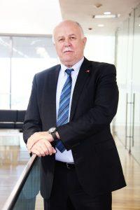 Peter Auinger, Geschäftsführer Engel de Mexico, eröffnete den neuen Standort. (Bildquelle: Engel)