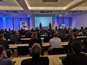 Die Digitalisierung im Produktentstehungsprozess und in der Produktion war der Themenschwerpunkt der VDI-Jahrestagung Spritzgießen in Baden-Baden. (Bildquelle: alle Ralf Mayer, Redaktion Plastverarbeiter)