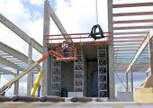 Das Richtfest markiert die Fertigstellung eines weiteren Bauabschnitts der Standorterweiterung von Actega DS: (Bildquelle: Actega DS)
