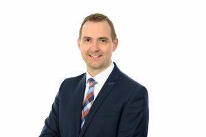 Michael Lambert verstärkt seit 1. April 2019 den Vecoplan-Vorstand. (Bildquelle: Vecoplan)