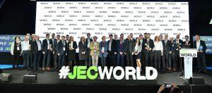Die Gewinner des JEC Innovation Award Bildquelle: JEC World