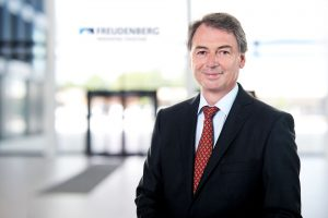 Dieter Schäfer tritt am 30. Juni 2019 in den Ruhestand. (Bildquelle: Freudenberg)